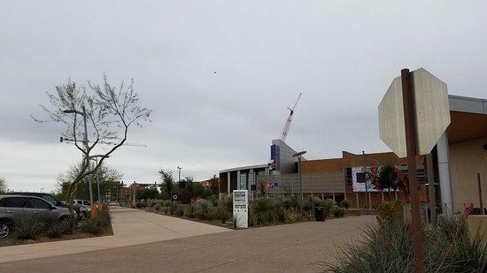 Maricopa, AZ: entrance