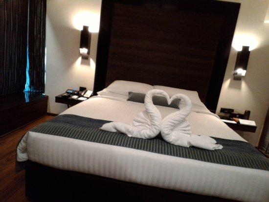Svenska Design Hotel, Mumbai (Bombay): The Hotel Rooms Look Good