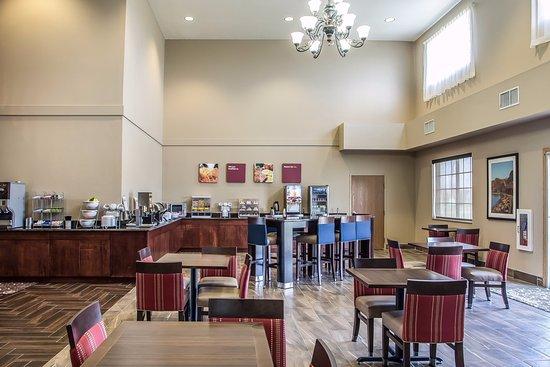 Delavan, Ουισκόνσιν: Breakfast Room