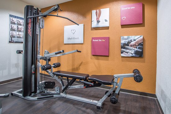 Delavan, WI: Fitness Center