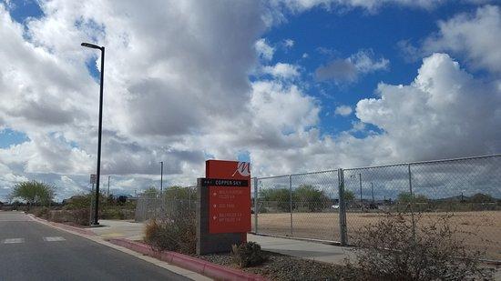 Maricopa, AZ: signage