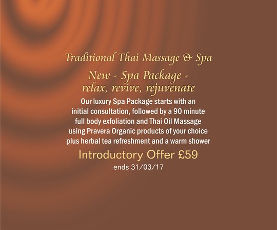 Dalbeattie, UK: New Spa teatment offer