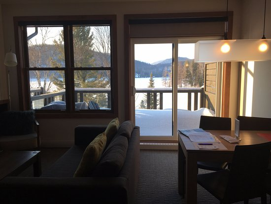 Lac-Superieur, Kanada: Loft Suite 3rd floor