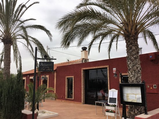 Isla Plana, สเปน: bel établissement