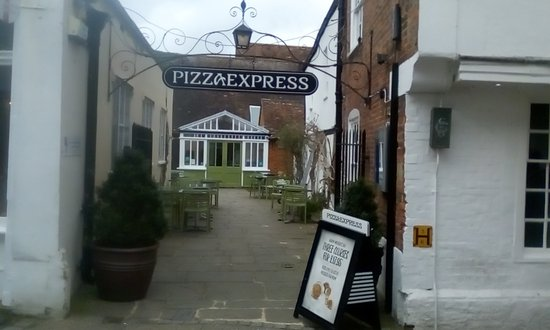 Pizza Express Canterbury 4 Best Ln Updated 2020