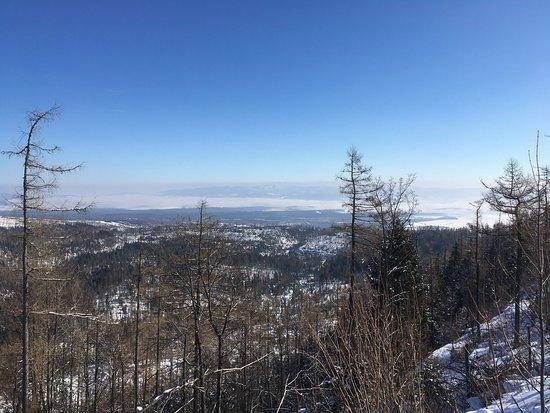 Stary Smokovec, Eslovaquia: Lanovka na Hrebienok