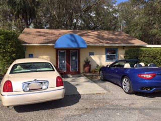 Micanopy, FL: front door