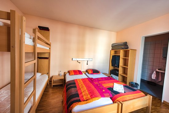 Geneva hostel updated 2018 reviews price comparison for Design hotel 16 geneva