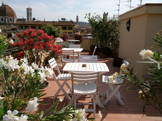 Annabella Hotel: www.hotelannabella.it - Terrazza panoramica / Panoramic rooftop terrace