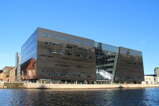 ‪The Black Diamond - Royal Danish Library‬