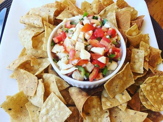 Wendy's Restaurant & Bar : Conch Ceviche