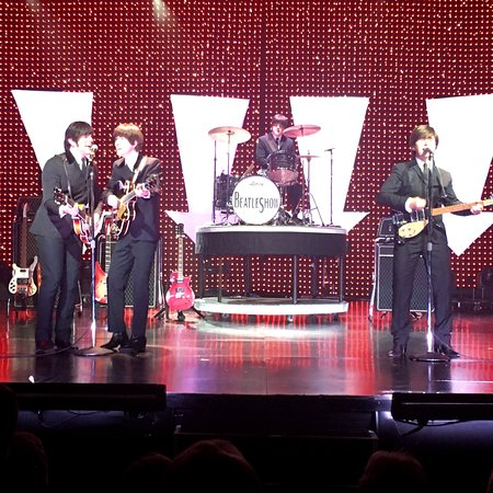 B - A Tribute to The Beatles: BeatleShow Las Vegas - GREAT Beatles Tribute Show