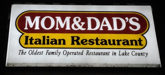 Mom And Dad S Italian Restaurant Lady Lake Fl