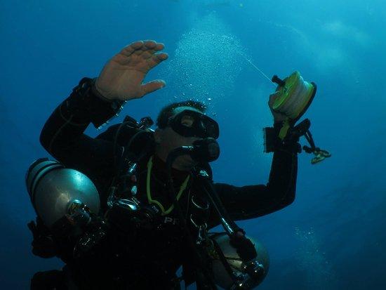 Shelly Beach, África do Sul: Underwater explorer