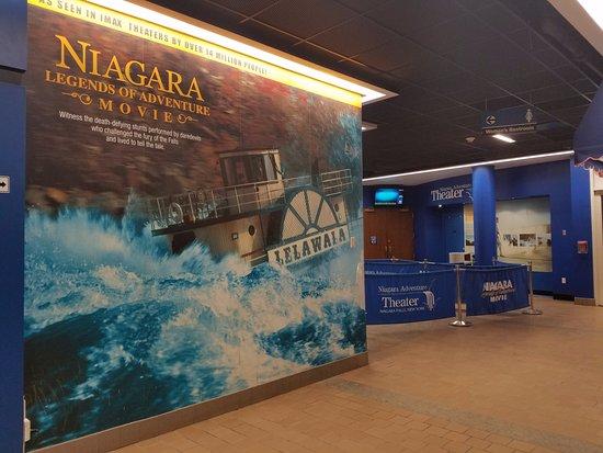 Movie theater niagara falls ny