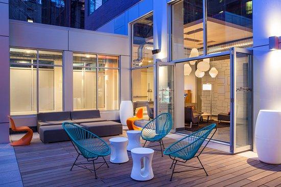 Aloft Long Island City Manhattan View 129 1 4 6 Updated 2018 Prices Hotel Reviews New York Tripadvisor