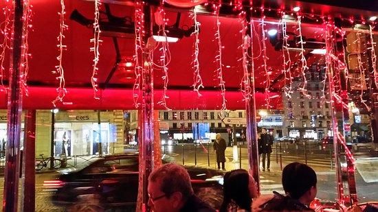 Hotel Madeleine Plaza: Cafe Madeleine