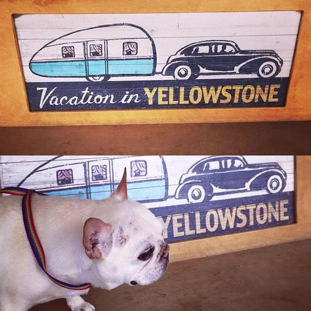 ‪‪Rustic Wagon RV Campground & Cabins‬: Visit West Yellowstone!‬