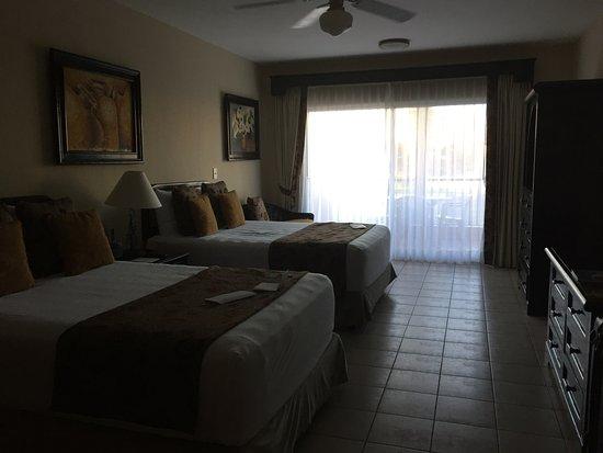 Villa Del Palmar Beach Resort U0026 Spa Los Cabos: Timeshare Promo Room.
