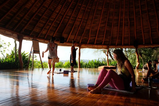 Costa Rica Yoga Spa: Yoga Shala