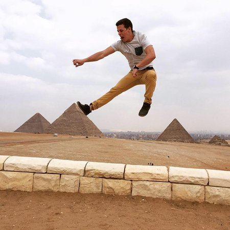 Tour Egypt with George