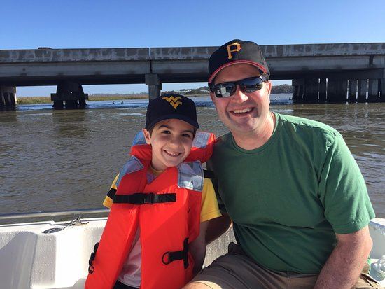 Kids Fishing Billy Bee Charters: Great day on the water