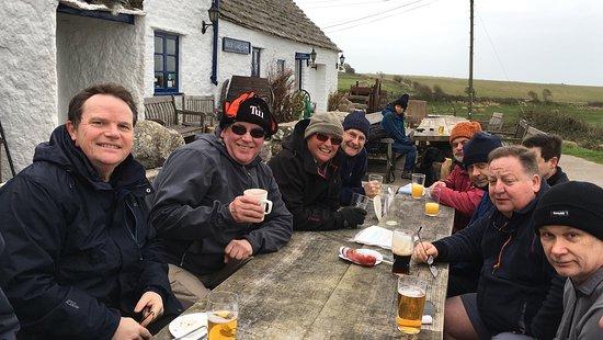 Worth Matravers, UK: Great pub