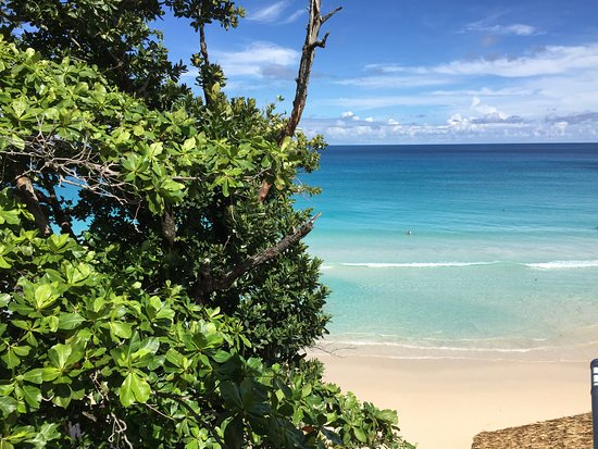 Coral Strand Smart Choice Hotel Seychelles: Вид с галереи пятого этажа
