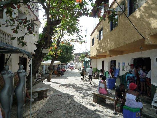 Chuspa, Venezuela: Boulevar del Pueblo