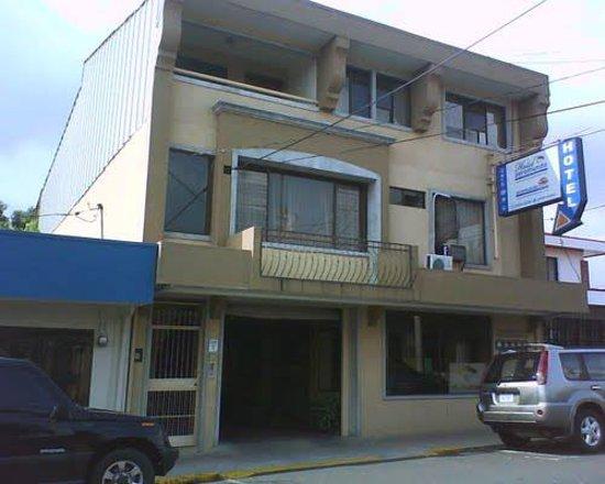 Hotel Aeromundo: Edificio Aeromundo
