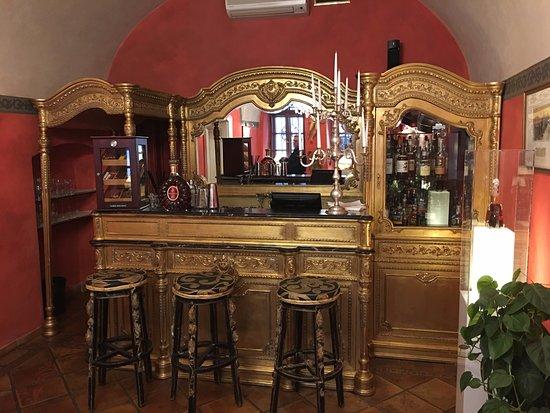 Alchymist Grand Hotel & Spa: The bar