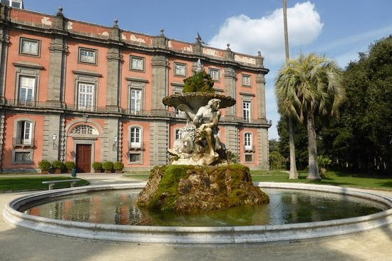 Royal Park of Capodimonte