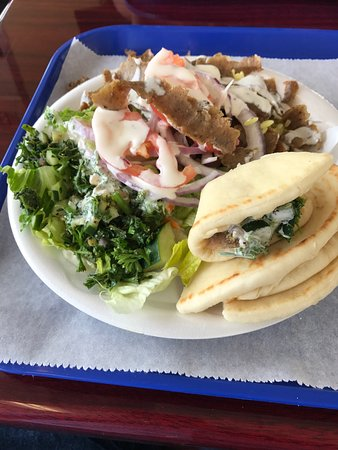 Chicago Style Gyros