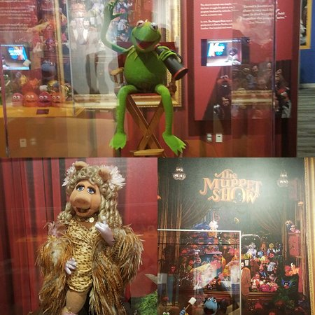 Center for Puppetry Arts : Muppets!