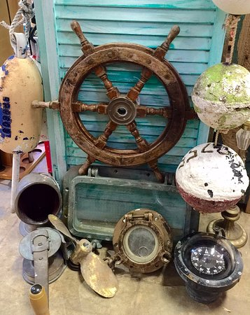 Gulfport, FL: vintage nautical treasures