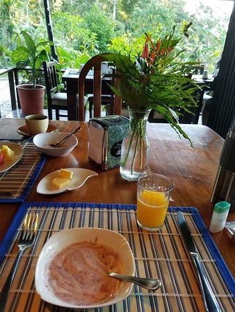 Nuevo Arenal, Costa Rica: Breakfast