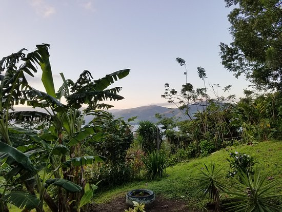 Nuevo Arenal, Costa Rica: Lake view from our deck