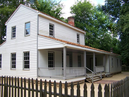 John Jay French House Museum