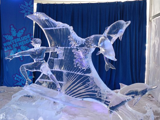 Οττάβα, Καναδάς: Ice Sculpture Festival 2017