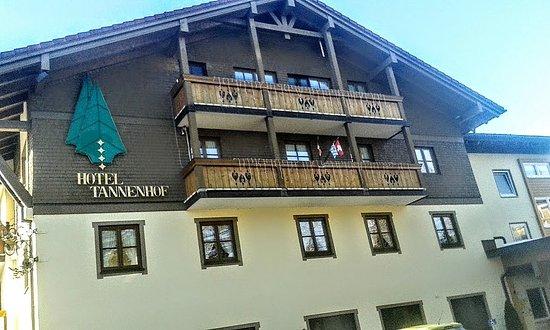 Oy-Mittelberg, Germany: A hotel...