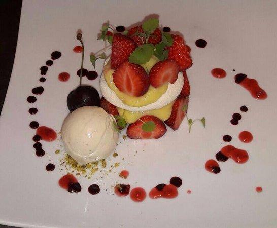 Oirschot, Pays-Bas : Dessert