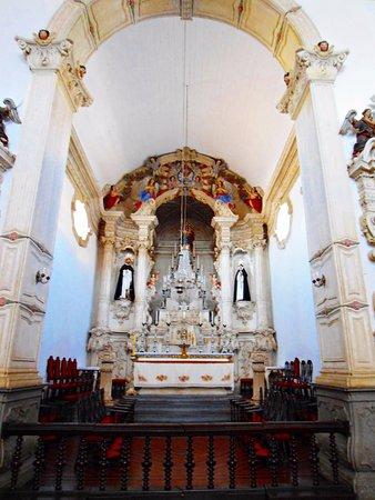 Our Lady of Rosario dos Pretos church : Interior
