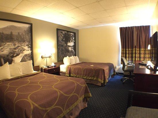 Liverpool, Estado de Nueva York: Double Bedded Room