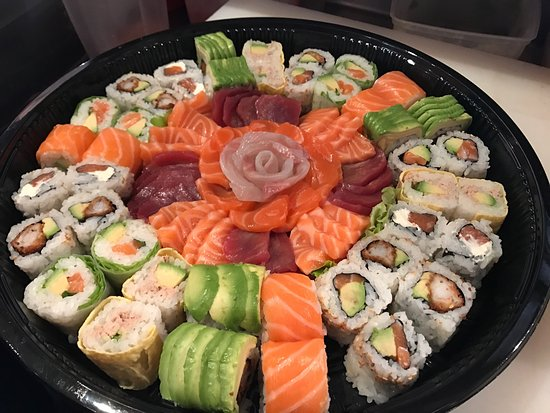 Restaurant hoki sushi dans chalons en champagne - Ma cuisine chalons en champagne ...