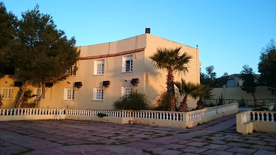 الكاف, تونس: Un espace près du jardin