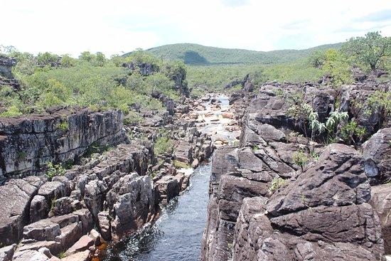 Rio Preto Canyon