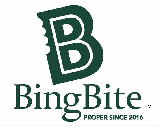 Endwell, NY: BingBite full logo