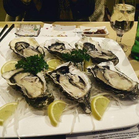 Aurora, Kanada: Fanny Bay Oysters