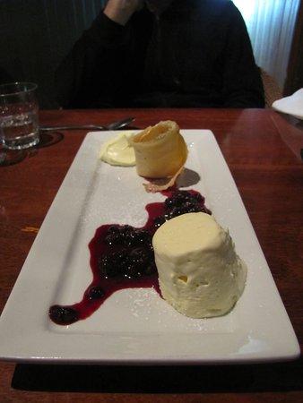 Flinders Chase, Australien: Et un bon dessert