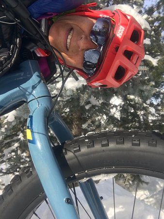 Avon, CO: Rent a Fat Bike and ride the trails!